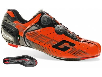 sapatilhas gaerne 16 composite g.chrono orange