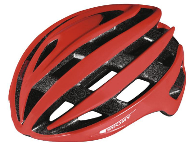 capacete suomy vortex red