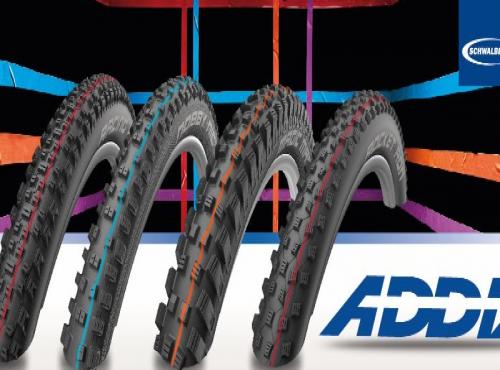 ADDIX: A nova geração de pneus Schwalbe para MTB