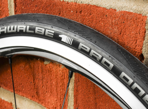 Schwalbe Pro One Tubeless - Ensaio Road Cycling UK