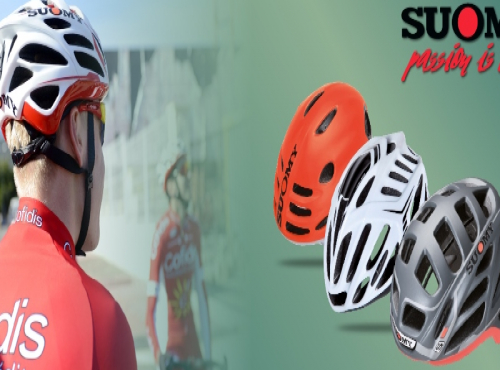 Suomy Cycling - Capacetes ProTour