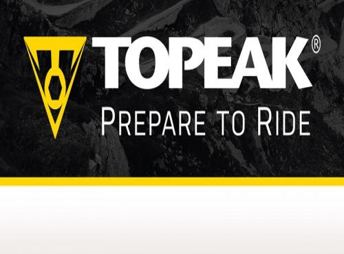 Novidades em artigos TOPEAK já disponíveis para entrega imediata!